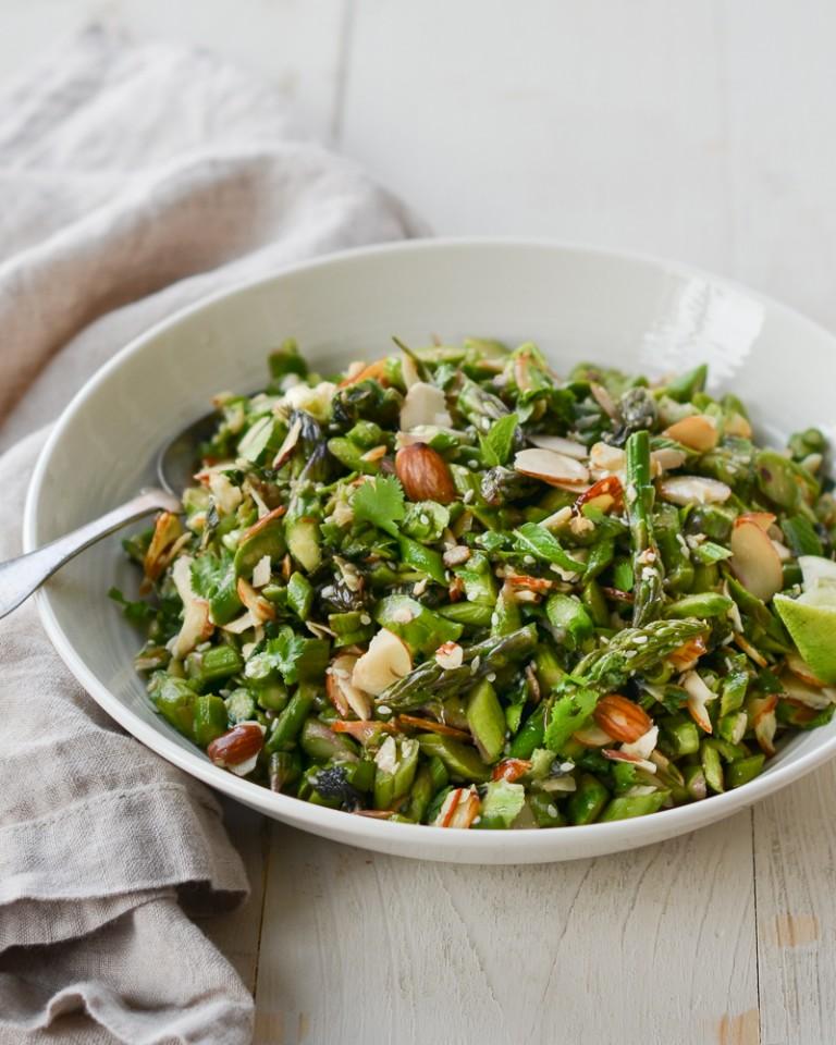 Konserve Kuşkonmaz Salatası Kaç Kalori