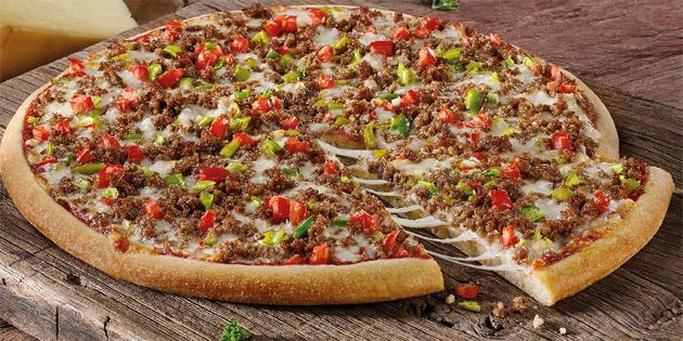 Kıymalı Pizza Kaç Kalori
