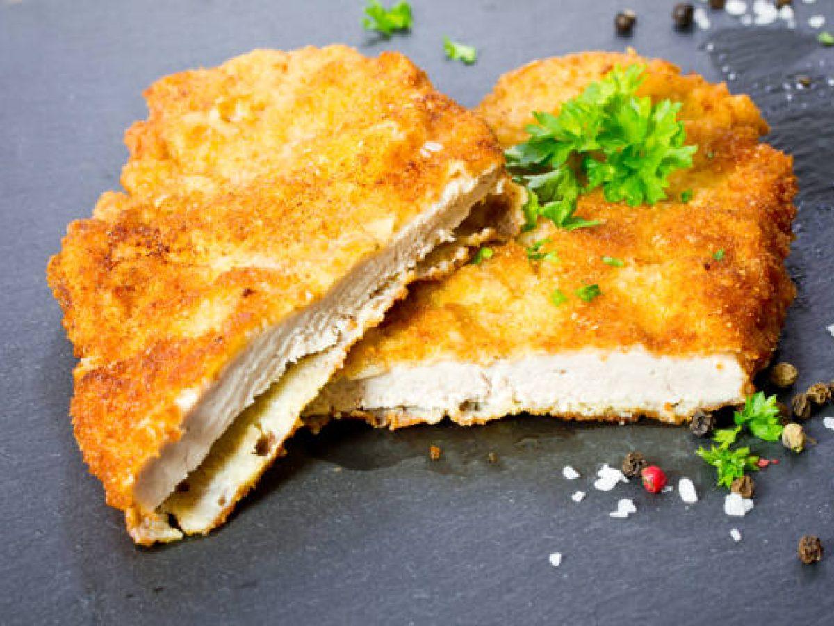 Tavuk Şinitzel Kaç Kalori