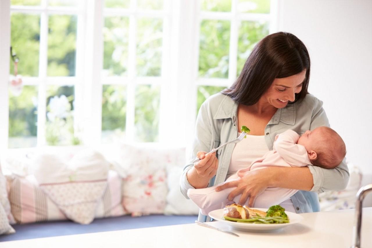 Doğum Sonrası Kilo Verme Teknikleri, Doğum Sonrası Diyet Listesi ile Birlikte