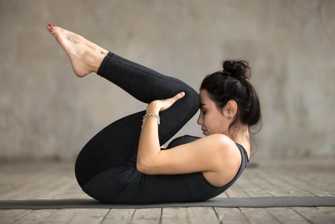 Yetişkinlerde Gaz Nasıl Çıkarılır? Gaz Çıkarma Egzersizleri / Yoga Pozları