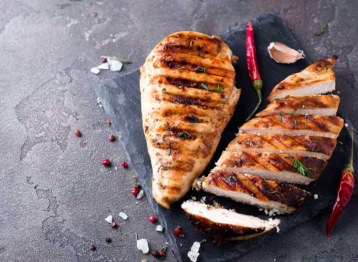Tavuk Diyeti: Sadece Tavuk Yemek Sağlıklı mı?